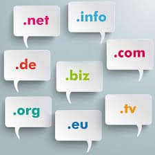 Types of Domain